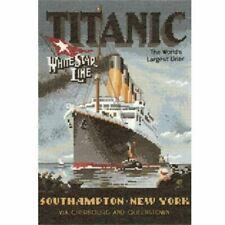 Heritage Crafts Cross Stitch Kit - Titanic (Aida)