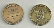 "ARMY SERGEANT AUDIE MURPHY CLUB OUTSTANDING ACHIEVEMENTS 2""  CHALLENGE COIN"