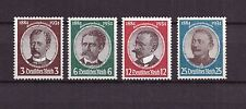 U0088) GERMANY REICH 1934 Lost colonies MNH ** 432-435 (Mi.540-543)