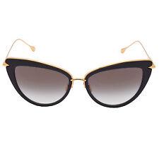 Dita Sunglasses HEART BREAKER 22027-A  Black Gold Frame Grey Gold Mirror Lens