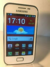 Samsung Galaxy Ace Plus GT-S7500 - White (Unlocked) Smartphone Mobile