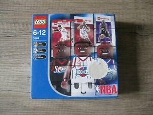 LEGO SPORTS NBA vintage 2003 boite N° 3564 NEUF Allen IVERSON S FRANCIS K MALONE