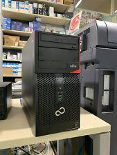 Pc Fujitsu Dual core, ricondizionato, Windows 7, 500GB, 4 GB ram