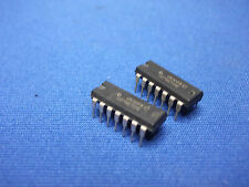 CD4094BE (2) RCA TC4094BP (1) TOSHIBA CMOS VINTAGE 14-Pin DIP Rare! LOT OF 3 PCS