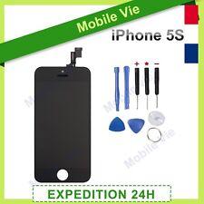 ECRAN IPHONE 5S NOIR VITRE TACTILE + LCD RETINA ORIGINAL SUR CHASSIS