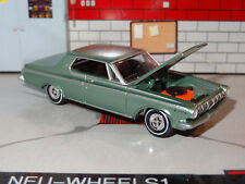 1963 DODGE POLARA V-8 SPORT COUPE 1/64 SCALE DIECAST DIORAMA COLLECTIBLE N