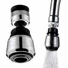 360 Rotate Kitchen Faucet Adapter Spray Water Saving Tap Head Faucet Filter