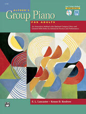 Alfred's Group Piano for Adults; Lancaster & Renfrow. - 22164