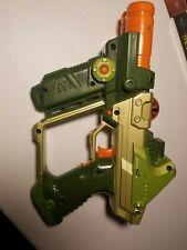 Tiger Electronics Lazer Tag Laser Blaster Guns  Green