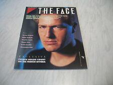 The Face magazine # 74 issue 74 Human League Martin Amis Said Aouita