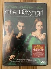 The Other Boleyn Girl (DVD, 2008) BRAND NEW With FREE SHIPPING! - Sealed