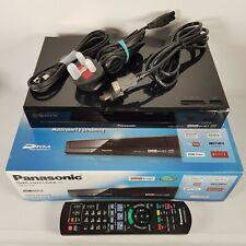 Grabador de Disco Duro Panasonic DMR-HWT130EB HD TDT + 500GB * Trabajo *