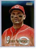 Joey Votto 2019 Topps Stadium Club 5x7 Gold #58 /10 Reds