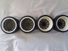Modellbau 1:5 Reifen 3 Teilig mit 4 Kant aufnahme