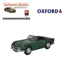 Oxford 76TR4002 Triumph TR4 British Racing Green 1:76 Scale