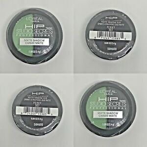 L'Oreal HiP High Intensity Pigments Concentrated Duo Eye Shadow - Perky 307