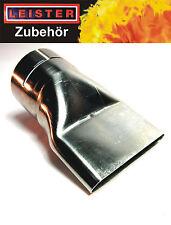 Leister Breitschlitzdüse für ELECTRON (Ø 50,5 mm) 70 x 10 mm  107258