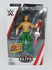 Matt Hardy WWE Mattel Elite Series 58 Brand New Action Figure Toy Mint Packaging