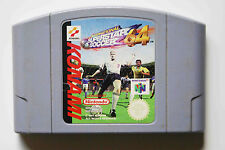 ISS 64 International Superstar Soccer sur Nintendo 64 N64