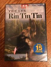 The Legend Of Rin Tin Tin(Dog)-4-Set DVD's-48 Classic Episodes-1930-1935 B&W