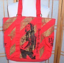 Tote Shoulder Bag Hannah Montana PoP STAR Disney Red Purse Travel