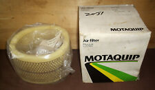 AIR FILTER Peugeot 305 305S 1.5 1.5S - XR5S engine - 1472cc with twin carb carbs