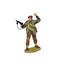 First Legion: NOR053 British Airborne Lieutenant with Sten