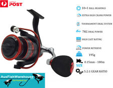 Fishing Reel 1000 Size. Best Value Spin Reels | Big Brand Quality | Strong Drag
