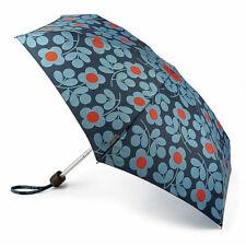 Parapluie Accessoires pour homme Nouveau Femme Orla Kiely Multi Fleur Carreaux Birdcage Designer parapluie