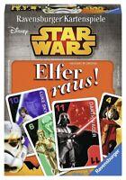 elfer raus! Spiel Ravensburger Kartenspiel Disney Star Wars Elfer raus