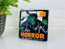 Mountain Films Horror Super 8mm B/W Silent Cult Film