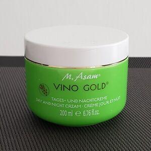 M. Asam / Vino Gold / Tages- und Nachtcreme / 200 ml