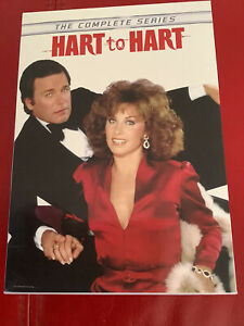 Hart To Hart: The Complete Series DVD box set