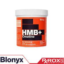 BLONYX | HMB+ CREATINE | RECOVERY STRENGTH MUSCLE MASS CROSSFIT