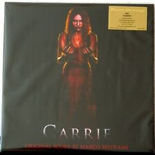 Marco Beltrami - Carrie (Original Score) / LP (MOVLP984) bloody red, limited