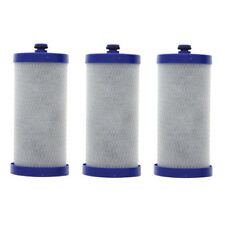 Replacement Water Filter for Frigidaire FRS26RLECS0 Refrigerators (3 Pack)