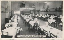 Hagerstown MD * Becks Tavern Interior 1940s * Rt. 11 off Rt. 40 *