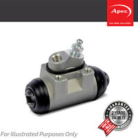 Fits Peugeot 206 1.4 HDi Genuine OE Quality Apec Rear Wheel Brake Cylinder