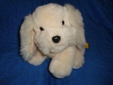24K Polar Puff Special Effects 1991 Plush Dog SANDY