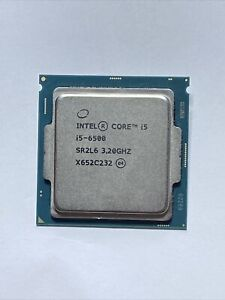 Intel Core i5-6500 3.2GHz 6th Gen. Processor