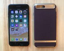 Apple iPhone 7 Plus - 128GB - Black (Unlocked) A1661 (CDMA + GSM)