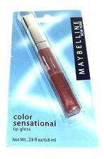 Maybelline Colorsensational LipGloss Sugared Honey 405 Nip