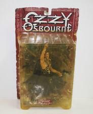 """Ozzy Osbourne 7"""" Figurine McFarlane Toys Mip"""