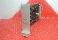 SAAB Marine Electronics PB 204 Test B 9150022-602D Module PB204 9150022-016K
