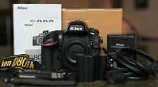 Nikon D800 36.3MP Digital SLR Camera - Black (Body Only) - Low Shutter Count!