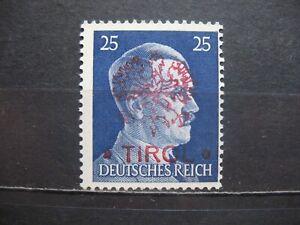 Österreich Austria 1945 Lokalausgaben Local Tirol 25pf