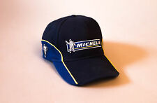 Officiel pneus MICHELIN Motorsport Merchandise Réglable Bleu Marine Reflex Blue Cap