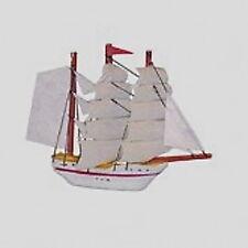 Small Model Ship 8, Dolls The Eagle House Miniatures, Nautical Sailing Miniature