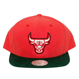Chicago Bulls Sandy Off White Mitchell and Ness Snapback