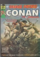 Savage Sword of Conan #1-95 (Marvel 1974-1983)